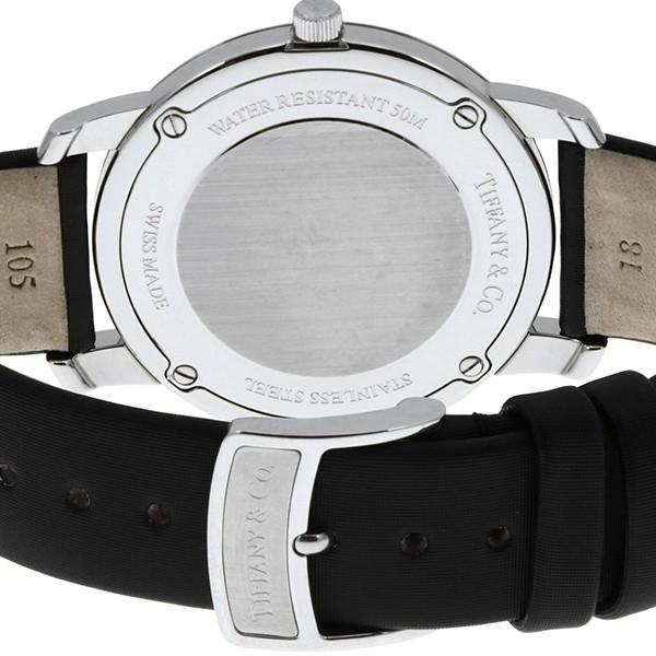 ティファニー TIFFANY マーク  ユニセックス 腕時計 Z0046.17.10A90A40A|10keiya|03
