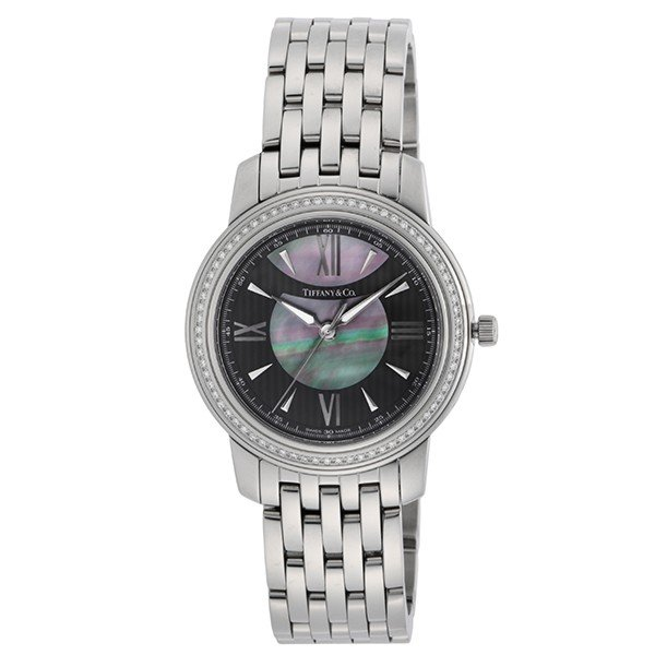 ティファニー TIFFANY マーク  ユニセックス 腕時計 Z0046.17.10B90A00A|10keiya|02