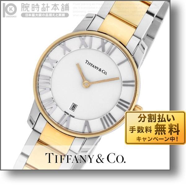 ティファニー TIFFANY アトラスドーム  レディース 腕時計 Z1830.11.15A21A00A 10keiya