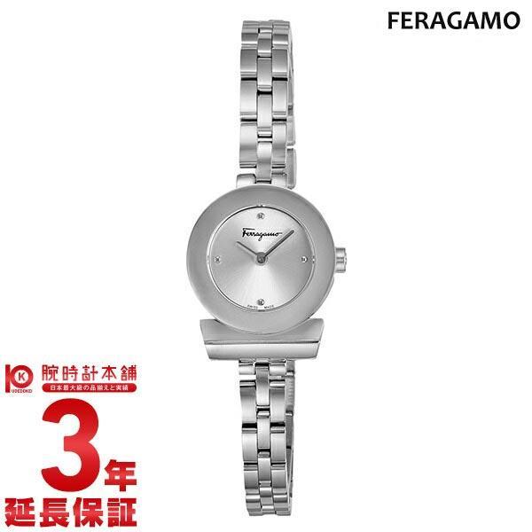 サルヴァトーレフェラガモ SalvatoreFerragamo ガンチーニブレスレット  レディース 腕時計 FBF010016|10keiya