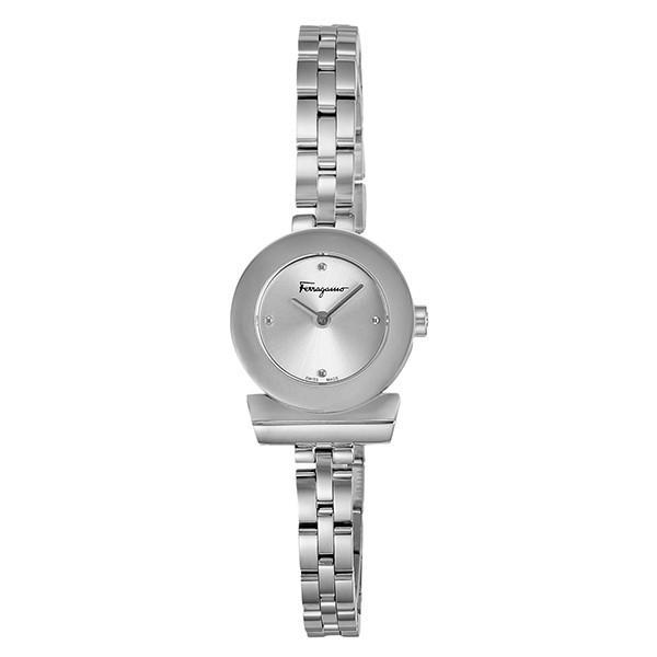 サルヴァトーレフェラガモ SalvatoreFerragamo ガンチーニブレスレット  レディース 腕時計 FBF010016|10keiya|02