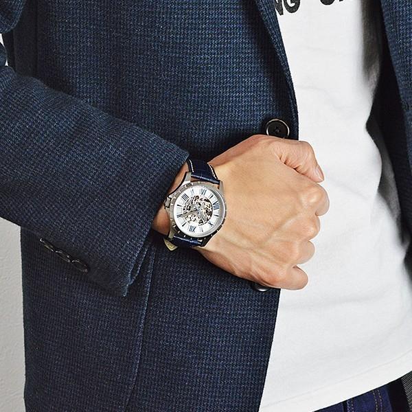 最大26倍 24日25日26日限定 フルボデザイン Furbo   メンズ 腕時計 F5021SSIBL|10keiya|04