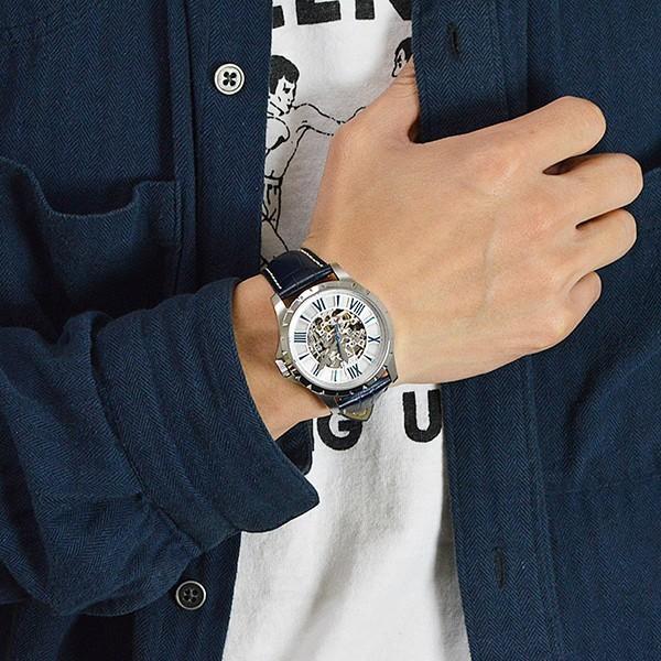 最大26倍 24日25日26日限定 フルボデザイン Furbo   メンズ 腕時計 F5021SSIBL|10keiya|05