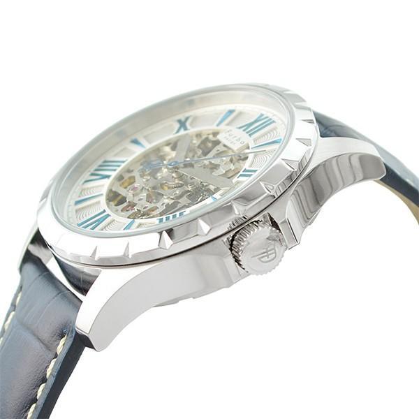最大26倍 24日25日26日限定 フルボデザイン Furbo   メンズ 腕時計 F5021SSIBL|10keiya|07
