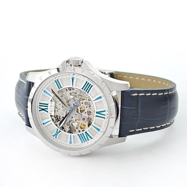最大26倍 24日25日26日限定 フルボデザイン Furbo   メンズ 腕時計 F5021SSIBL|10keiya|09