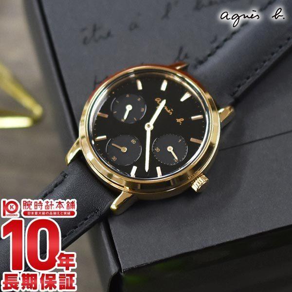 最大26倍 24日25日26日限定 アニエスベー agnes b.   レディース 腕時計 FCST990|10keiya