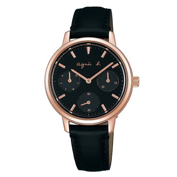 最大26倍 24日25日26日限定 アニエスベー agnes b.   レディース 腕時計 FCST990|10keiya|02