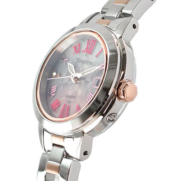 カシオ シーン CASIO SHEEN   レディース 腕時計 SHW-5000DSG-4AJF(予約受付中)|10keiya|04