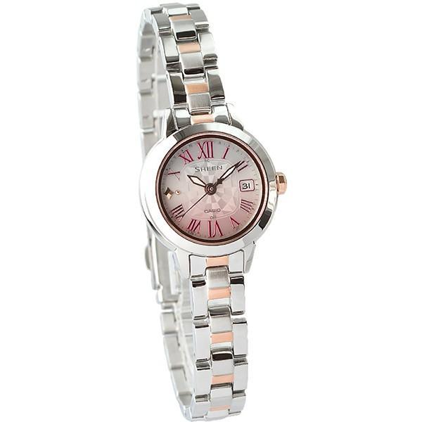 カシオ シーン CASIO SHEEN   レディース 腕時計 SHW-5000DSG-4AJF(予約受付中)|10keiya|05