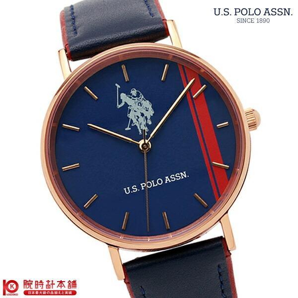 最大9%割引クーポン対象店 USポロ US POLO   ユニセックス 腕時計 US-1B-NV|10keiya