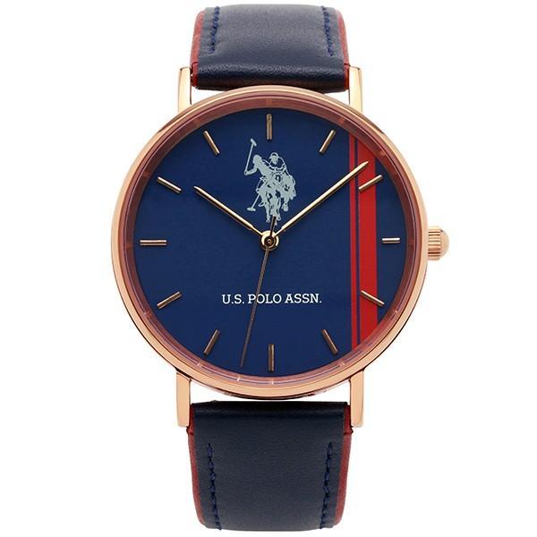 最大9%割引クーポン対象店 USポロ US POLO   ユニセックス 腕時計 US-1B-NV|10keiya|02