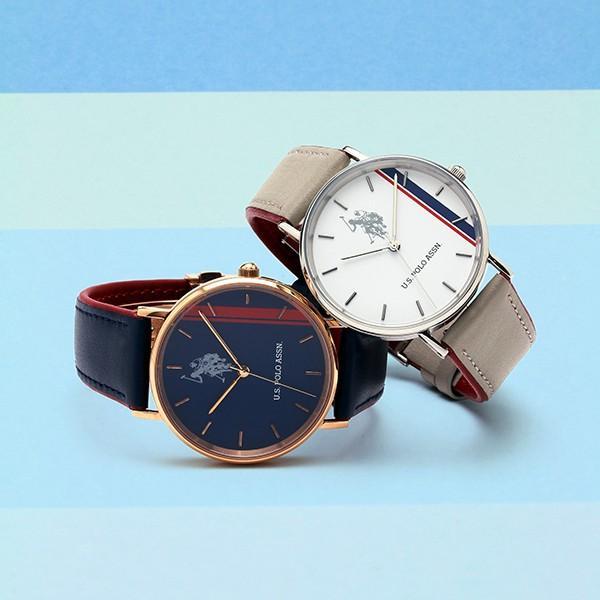 最大9%割引クーポン対象店 USポロ US POLO   ユニセックス 腕時計 US-1B-NV|10keiya|04