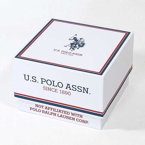 最大9%割引クーポン対象店 USポロ US POLO   ユニセックス 腕時計 US-1B-NV|10keiya|05