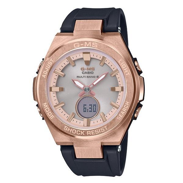 BABY-G ベビーG カシオ CASIO ベビージー G-MS  レディース 腕時計 MSG-W200G-1A1JF|10keiya|02