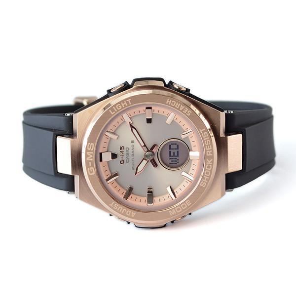 BABY-G ベビーG カシオ CASIO ベビージー G-MS  レディース 腕時計 MSG-W200G-1A1JF|10keiya|09