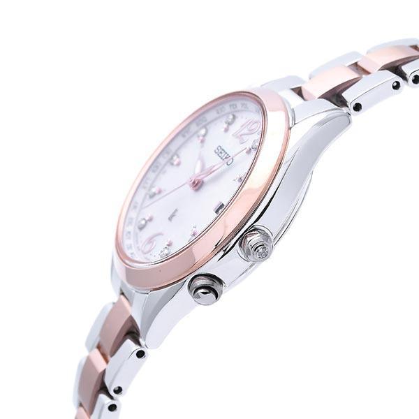 今ならポイント最大20倍 ルキア セイコー LUKIA SEIKO ソーラー電波 電波ソーラー 限定300本  レディース 腕時計 SSQV046 10keiya 05