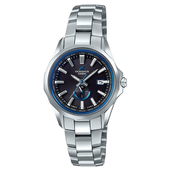 カシオ オシアナス CASIO OCEANUS マンタ  レディース 腕時計 OCW-S350-1AJF|10keiya|02