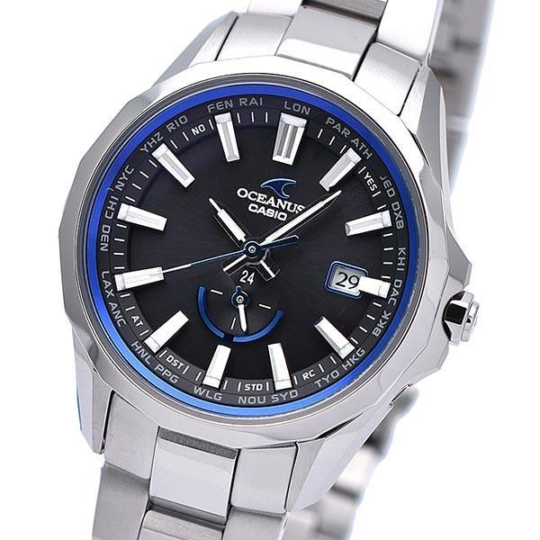 カシオ オシアナス CASIO OCEANUS マンタ  レディース 腕時計 OCW-S350-1AJF|10keiya|05