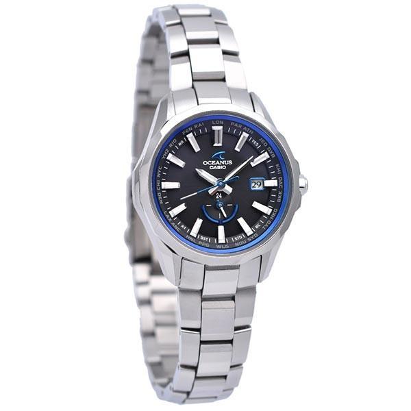 カシオ オシアナス CASIO OCEANUS マンタ  レディース 腕時計 OCW-S350-1AJF|10keiya|07