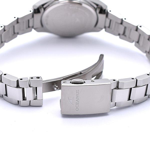 カシオ オシアナス CASIO OCEANUS マンタ  レディース 腕時計 OCW-S350-1AJF|10keiya|09