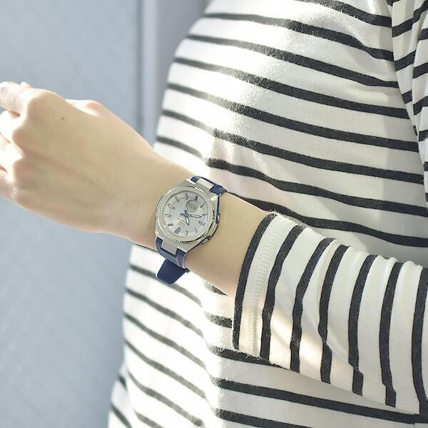BABY-G ベビーG カシオ CASIO ベビージー 電波ソーラー  レディース 腕時計 MSG-W200-2AJF|10keiya|03