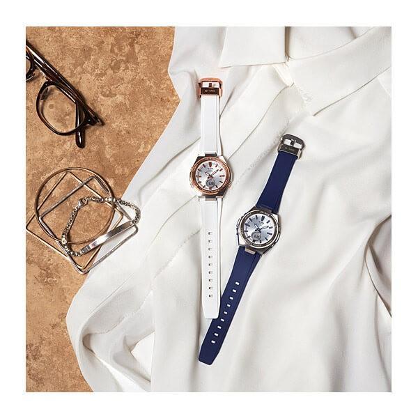 BABY-G ベビーG カシオ CASIO ベビージー 電波ソーラー  レディース 腕時計 MSG-W200-2AJF|10keiya|04