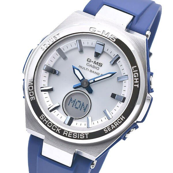 BABY-G ベビーG カシオ CASIO ベビージー 電波ソーラー  レディース 腕時計 MSG-W200-2AJF|10keiya|05