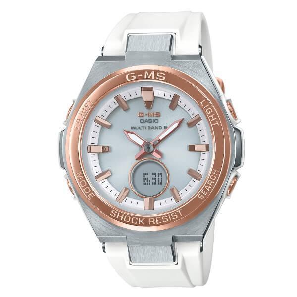 BABY-G ベビーG カシオ CASIO ベビージー 電波ソーラー  レディース 腕時計 MSG-W200RSC-7AJF(予約受付中) 10keiya 02