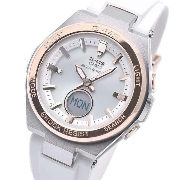 BABY-G ベビーG カシオ CASIO ベビージー 電波ソーラー  レディース 腕時計 MSG-W200RSC-7AJF(予約受付中) 10keiya 05