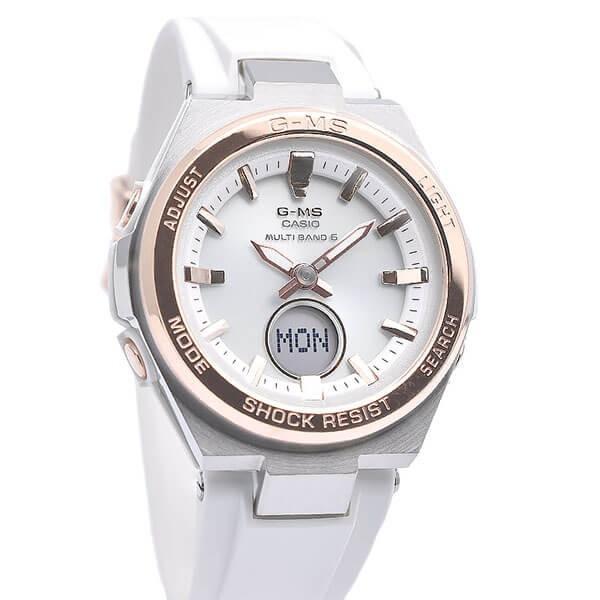 BABY-G ベビーG カシオ CASIO ベビージー 電波ソーラー  レディース 腕時計 MSG-W200RSC-7AJF(予約受付中) 10keiya 07