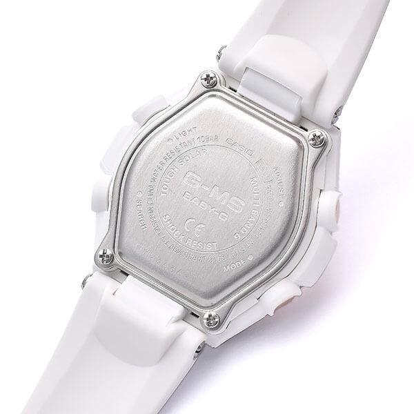 BABY-G ベビーG カシオ CASIO ベビージー 電波ソーラー  レディース 腕時計 MSG-W200RSC-7AJF(予約受付中) 10keiya 10