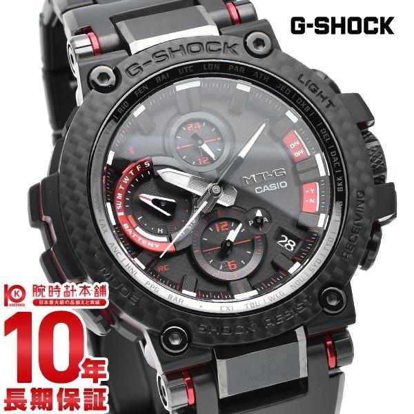 カシオ Gショック G-SHOCK Bluetooth 電波ソーラー  MTG-B1000XBD-1AJF メンズ 10keiya