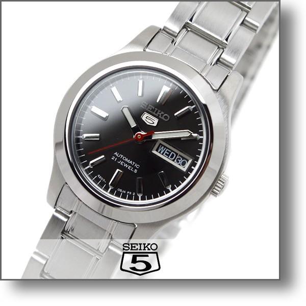 最大26倍 24日25日26日限定 セイコー5 逆輸入モデル SEIKO5 セイコーファイブ SEIKO 機械式 自動巻き  レディース 腕時計 SYMD95K1|10keiya