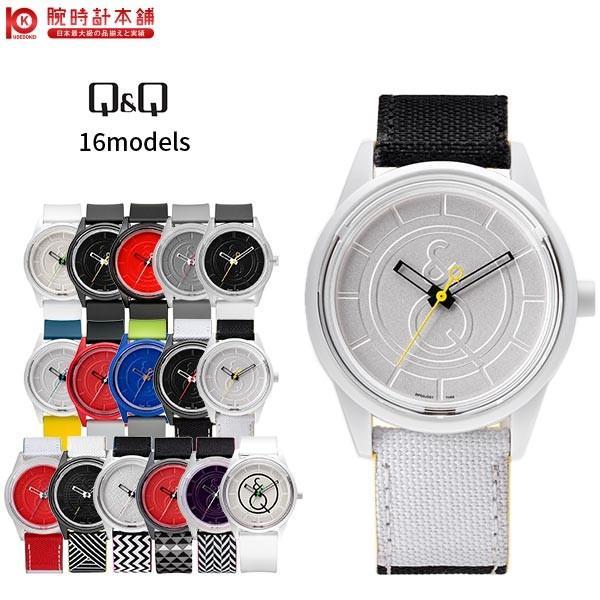 シチズン Q&Q スマイルソーラー 腕時計 メンズ レディース キュー&キュー|10keiya
