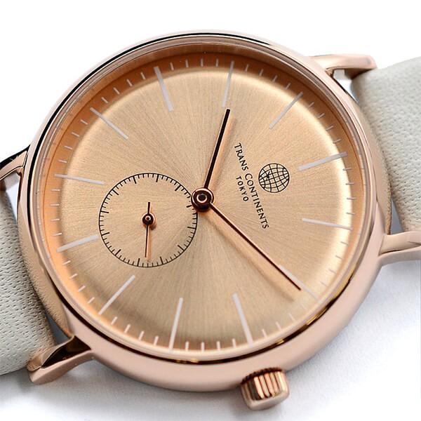 トランスコンチネンツ 腕時計 レディースAW 人気 ペアウォッチ プレゼント ギフト 【WEB先行販売】|10keiya|15