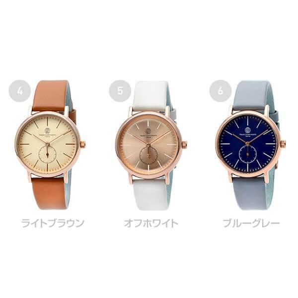 トランスコンチネンツ 腕時計 レディースAW 人気 ペアウォッチ プレゼント ギフト 【WEB先行販売】|10keiya|20
