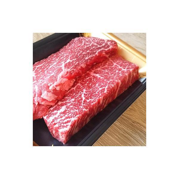 牛肉 肉 和牛 赤身肉 鹿児島産黒毛和牛 経産牛雌 いちぼステーキ-200g|1129nikulabo|03