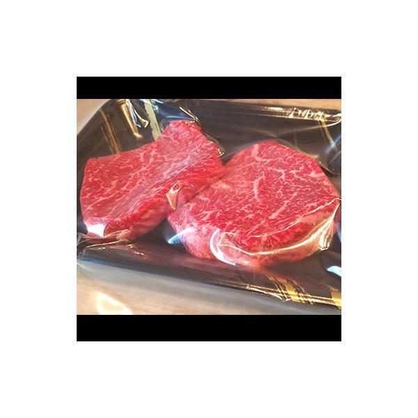 牛肉 肉 和牛 赤身肉 鹿児島産黒毛和牛 経産牛雌 ランプステーキ -400g|1129nikulabo|03