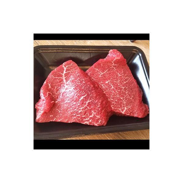 牛肉 肉 和牛 赤身肉 鹿児島産黒毛和牛 経産牛雌 ももステーキ -400g 1129nikulabo 03