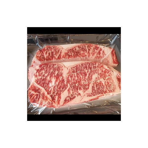 牛肉 肉 和牛 赤身肉 鹿児島産黒毛和牛 経産牛雌 サーロインステーキ-500g|1129nikulabo|03