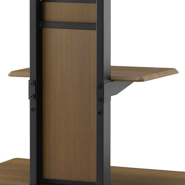 組立簡単 棚板付き コーナーテレビ台 テレビスタンド 壁寄せ 壁掛けテレビ台 おしゃれ ロータイプ 32-65V型 おすすめ|11myroom|11
