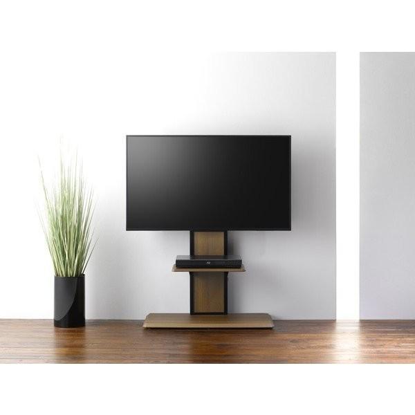 組立簡単 棚板付き コーナーテレビ台 テレビスタンド 壁寄せ 壁掛けテレビ台 おしゃれ ロータイプ 32-65V型 おすすめ|11myroom|03