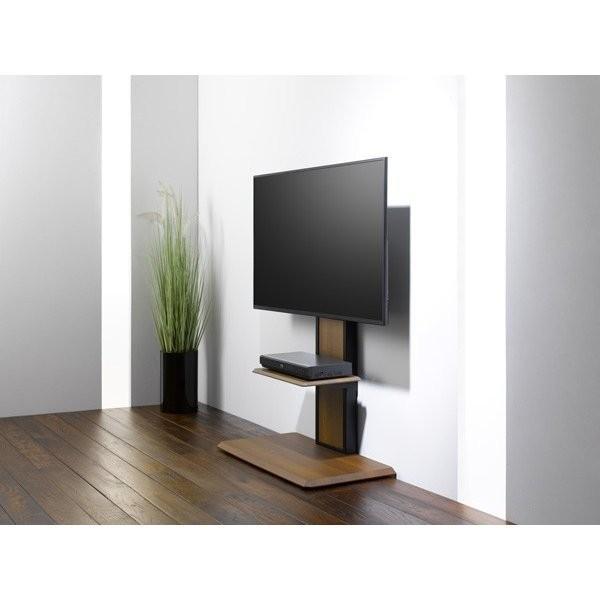 組立簡単 棚板付き コーナーテレビ台 テレビスタンド 壁寄せ 壁掛けテレビ台 おしゃれ ロータイプ 32-65V型 おすすめ|11myroom|05