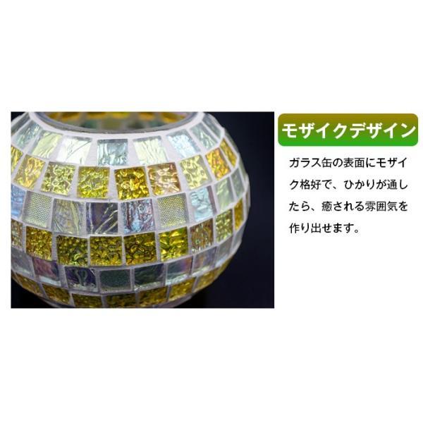 ガーデンライト LED ガラスランプ ソーラー充電式 ガラス製 ソーラーライト イルミネーション  庭 ベランダ 玄関 テーブル ガーデン パーティー 装飾用|11oclock|06