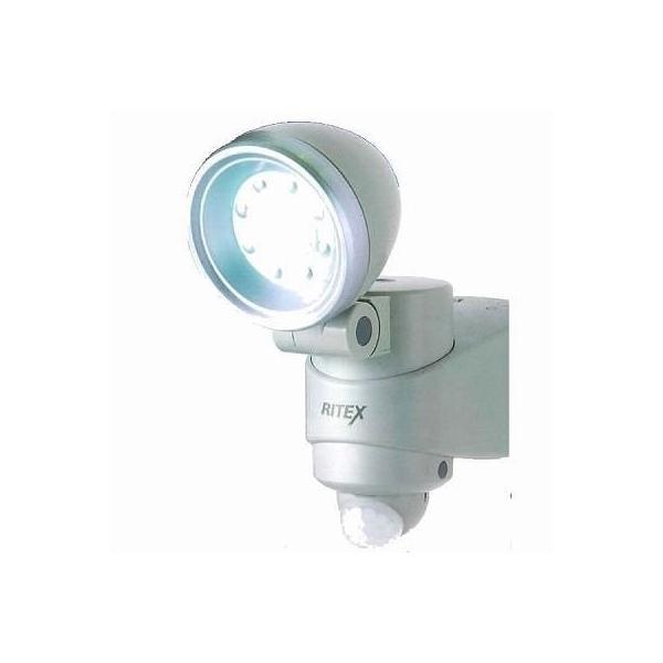 ライテックス 防犯用センサーライト LED-110