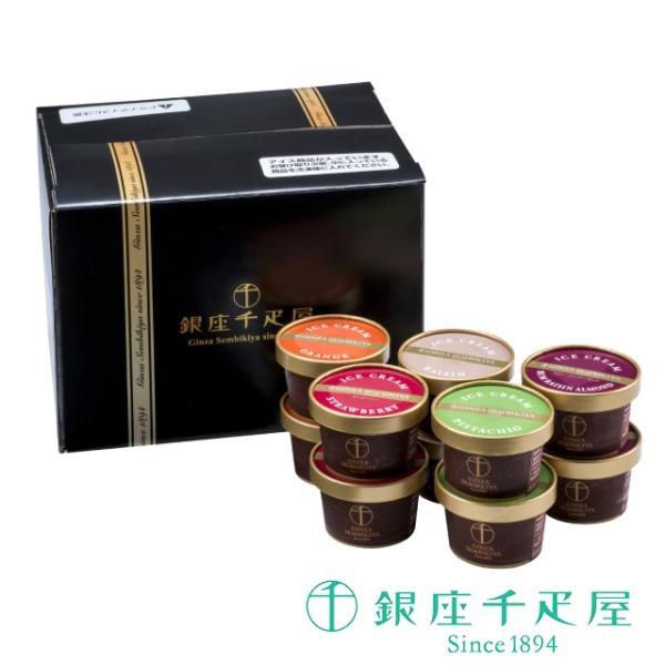 千疋屋 アイスクリーム 詰め合わせ お取り寄せ 贈り物 ギフト Gift 銀座千疋屋 銀座ショコラアイス