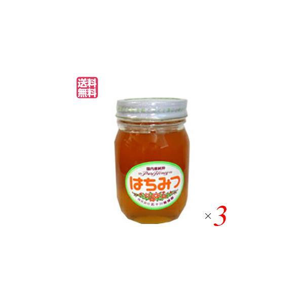 はちみつ 蜂蜜 国産 五十川養蜂園 国産はちみつ 混花 500g 3個 送料無料