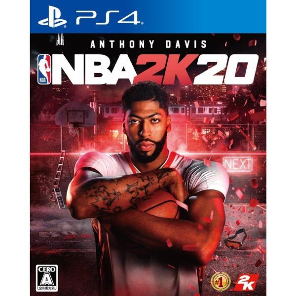 【取寄せ商品】PS4 NBA 2K20 通常版(2019年9月6日発売)【新品】|1932