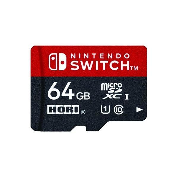 SwitchmicroSDカード64GBforNintendoSwitch(マイクロSDカード64GB) 新品