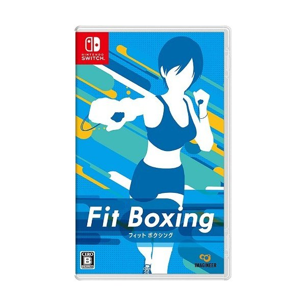 SwitchFitBoxing(フィットボクシング)(2018年12月20日発売) 新品